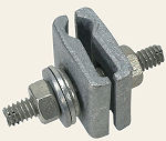 Clamp D Lashing Wire